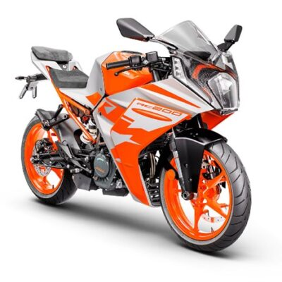 2022 KTM RC 125 And RC 200