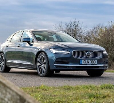 Volvo S90 And XC60